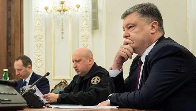 СНБО Украины проголосовал за введение военного положения на территории страны на 60 суток на территории страны на 60 суток