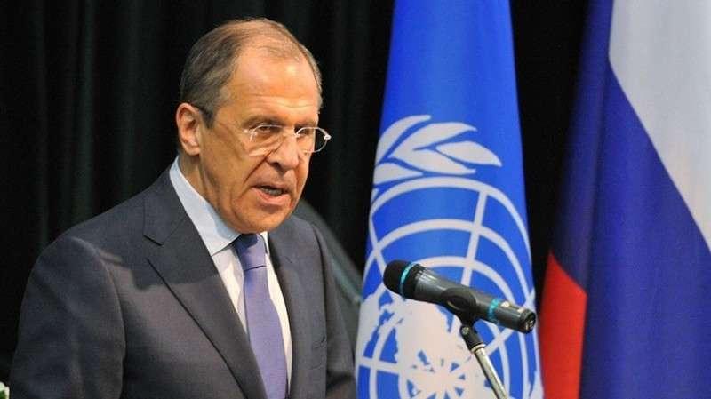 Сергей Лавров на форуме НКО ЮНЕСКО: достаточно напряжённая ситуация во внешней политике
