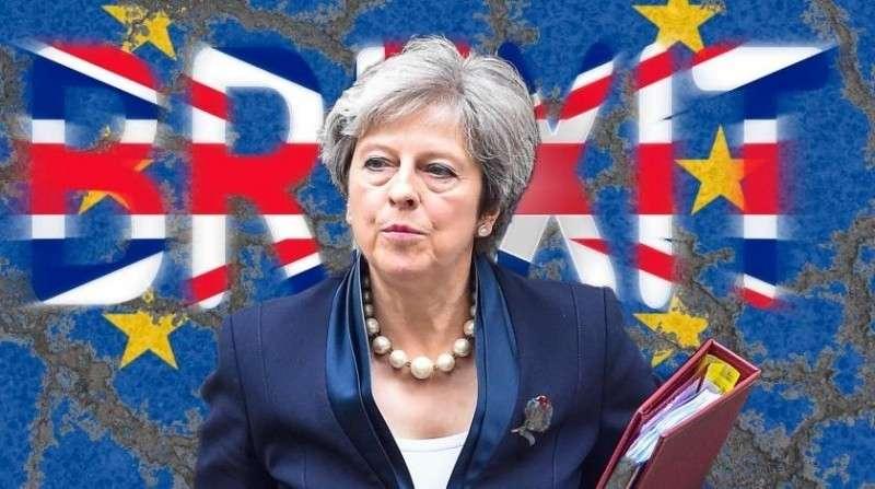 О чём старушка Мэй договорилась с Евросоюзом по Брекситу