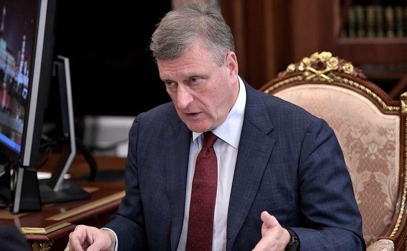 Губернатор Кировской области Игорь Васильев.