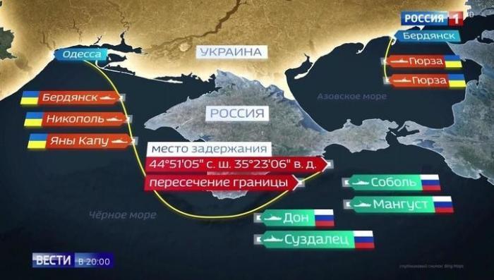Подробности провокации в Керченском проливе. Украинские моряки дают показания и ждут суда