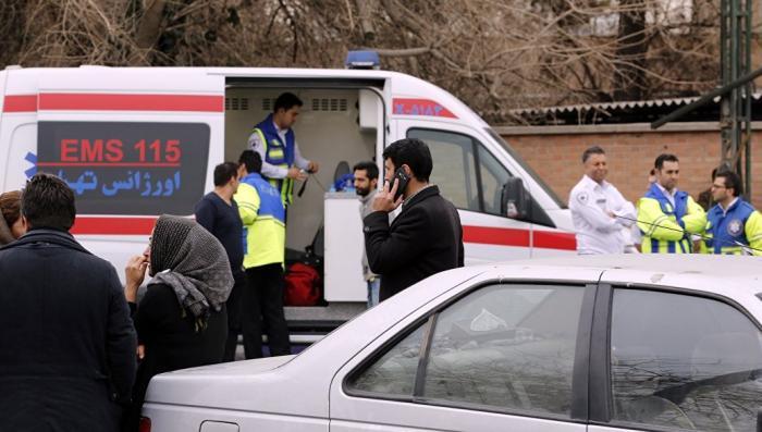 Землетрясении в Иране. Число пострадавших достигло почти 800 человек