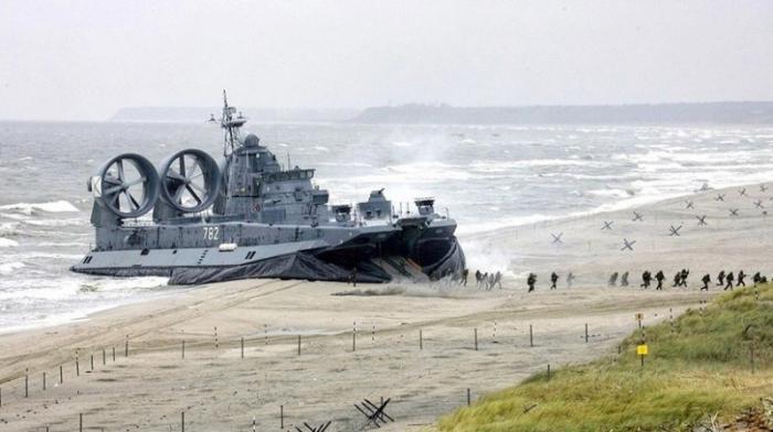 Как будет развиваться морская пехота России в ближайшие годы