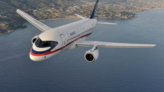 15 самолетов Sukhoi Superjet 100 отправиться в Словакию