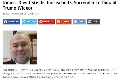 Власть Ротшильдов, после 250 лет правления, заканчивается и начинается новая эра