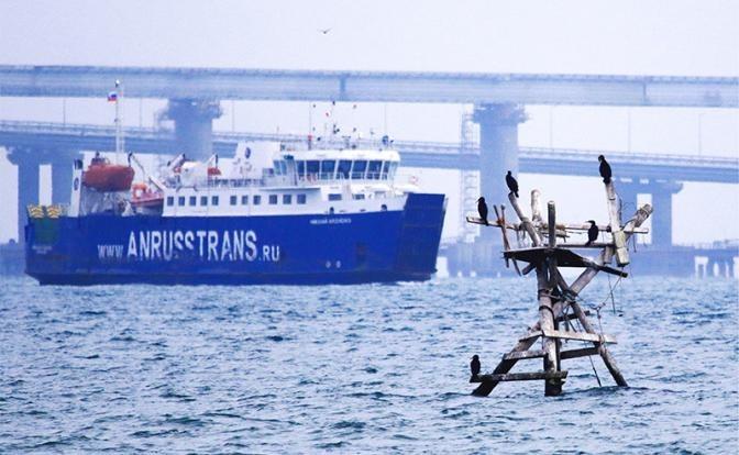Провокация в Керченском проливе: сможетли Европа отрезать Россию от своих портов