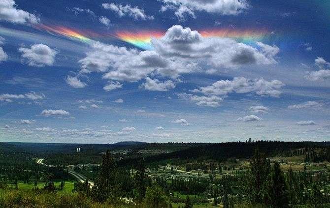 Невероятная красота удивительных природных явлений
