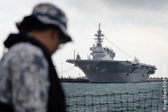 Япония создает свой первый после Пёрл-Харбор авианосец. Против кого?
