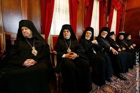 Константинополь ударил по РПЦ в Европе