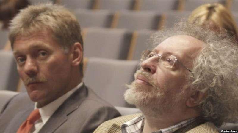 Почему Дмитрий Песков грудью встал на защиту британского гражданства Сергея Брилёва