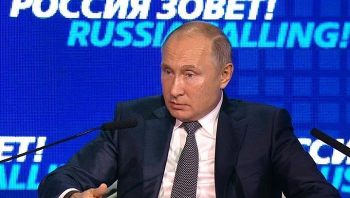 Путин: США, уводя доллар от России, стреляют себе не в ногу, а чуть выше