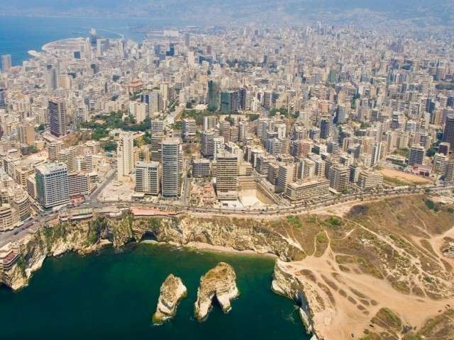 Бейрут просит Россию закрыть Ливан сетью ПВО, как она это сделала в Сирии.
