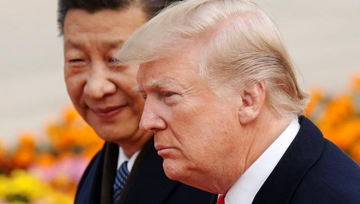 Китай отказался от поставок нефти и газа из США