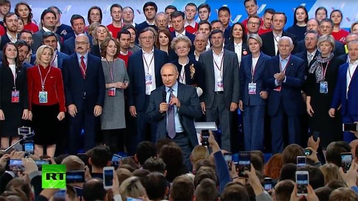 Путин о достижениях в сфере ОПК: «Мы гарантированно обеспечили безопасность России»