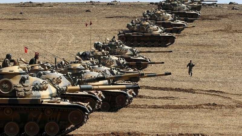Сирия потребовала от Турции немедленно вывести войска со своей территории