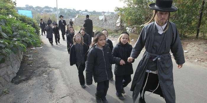 Украину массово покидают евреи
