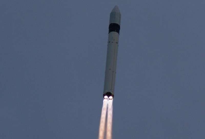 Ракета «Рокот» успешно вывела на орбиту три военных спутника Минобороны