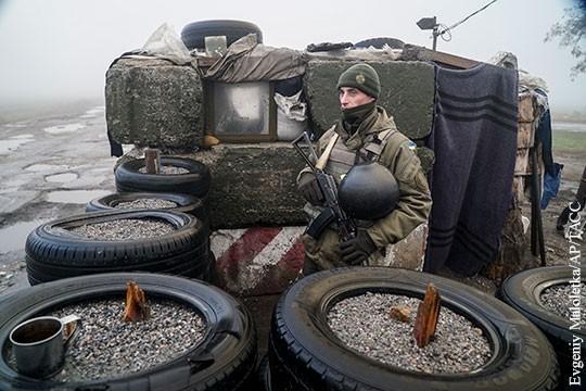 Введенное на Украине военное положение оказалось крайне странным