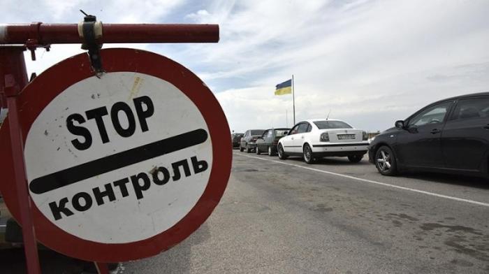 Украина запретила въезд мужчинам из России