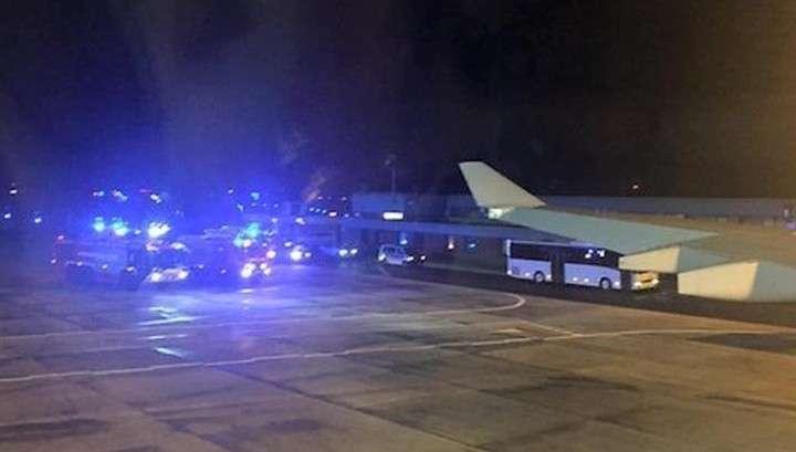 Ангела Меркель жёстко приземлилась: спасатели опасались взрыва