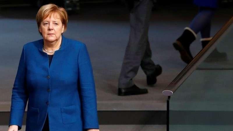 Меркель попала на саммит G20 со второй попытки