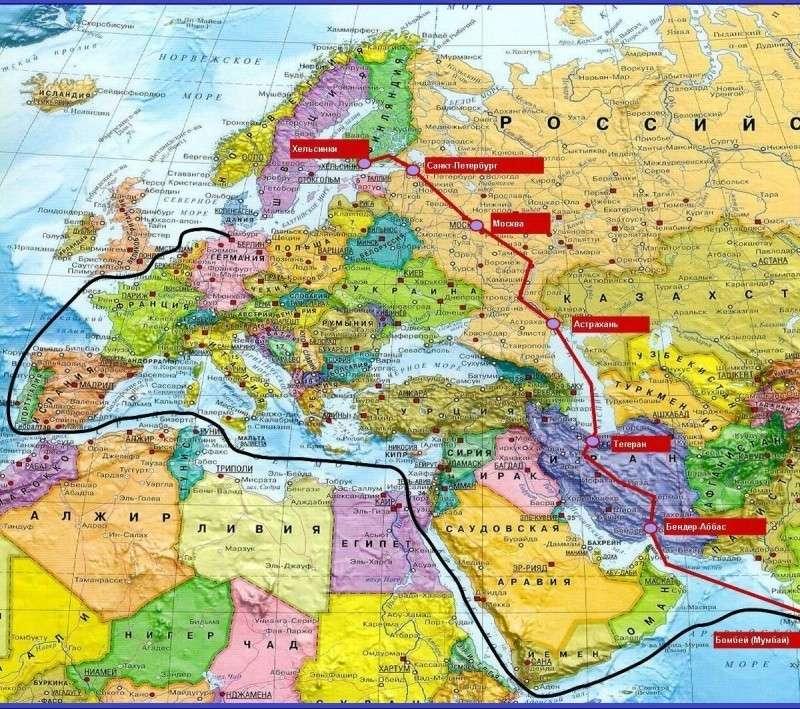 Россия без шума и помпезности вводит в строй свой «Шелковый путь»