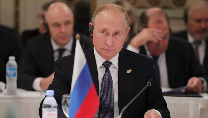 Владимир Путин рассказал о санкциях, Сирии и договоре РСМД на встрече БРИКС в Аргентине