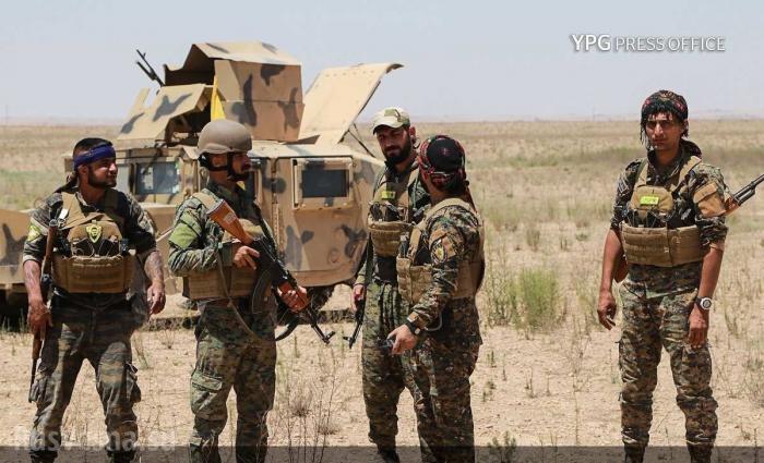 Сирия: пехота Коалиции США на грани катастрофы