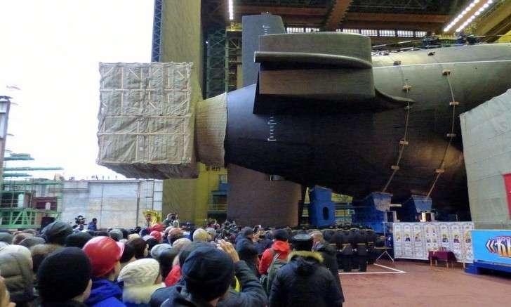 Вгоспрограмму вооружения на2018-27 годы включена постройка еще двух «Бореев» проекта 955А