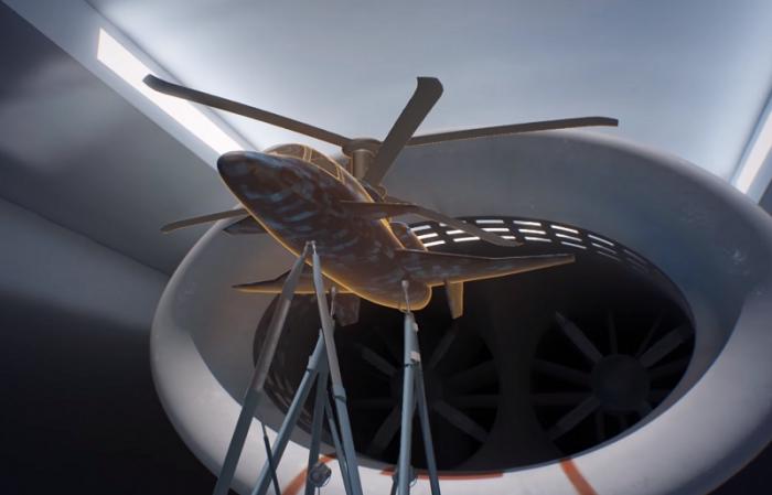 Появилось видео демонстрации концепта российского сверхскоростного вертолета