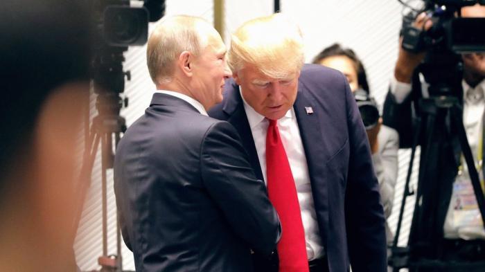 Между Путиным и Трампом состоялся разговор на полях саммита G20 в Аргентине