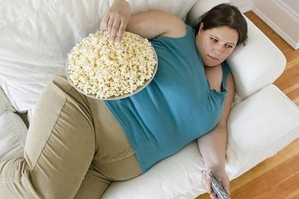 Ожирение очень часто ведёт к деградации человека