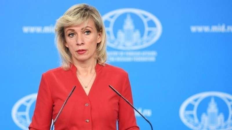 Захарова – Порошенко: Россия защищает Европу от варварства, терроризма и милитаризма