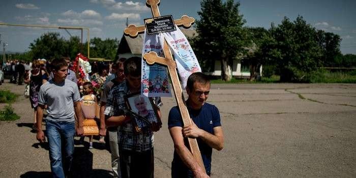 Пастор Чёрный убивает жителей Донбасса