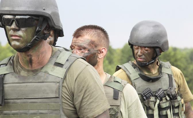 Британские войска на Украине: незалежная грусть англичан