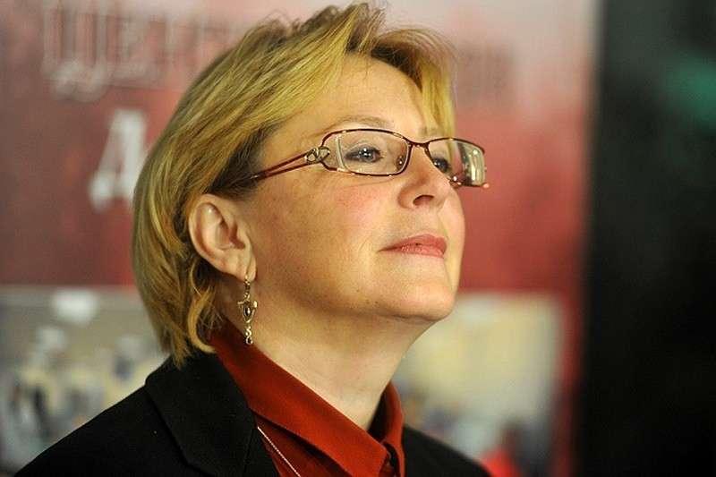 Министр Верка Скворцова всё ещё поддерживает афёру о СПИДе?