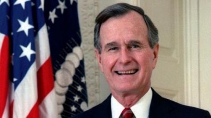 Завещание Буша-старшего для американцев: не расслабляйтесь, Россия выставит счёт за СССР