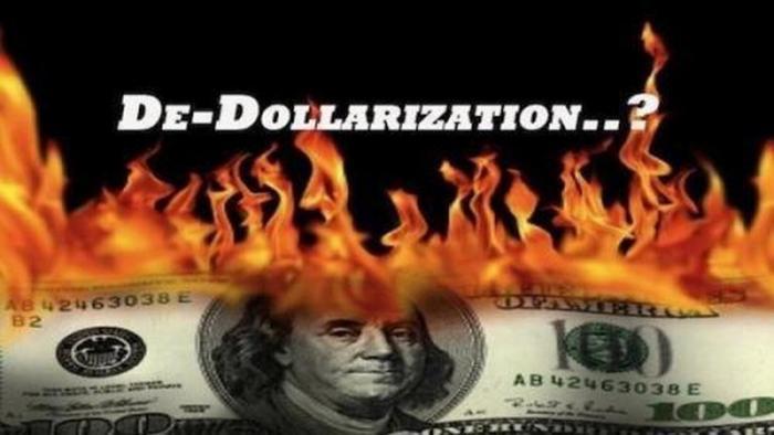 Европа форсирует устранение доллара из международной торговли