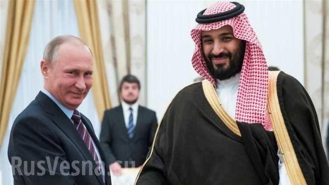 Bloomberg: Выход Катара из ОПЕК подчёркивает рост влияния Москвы