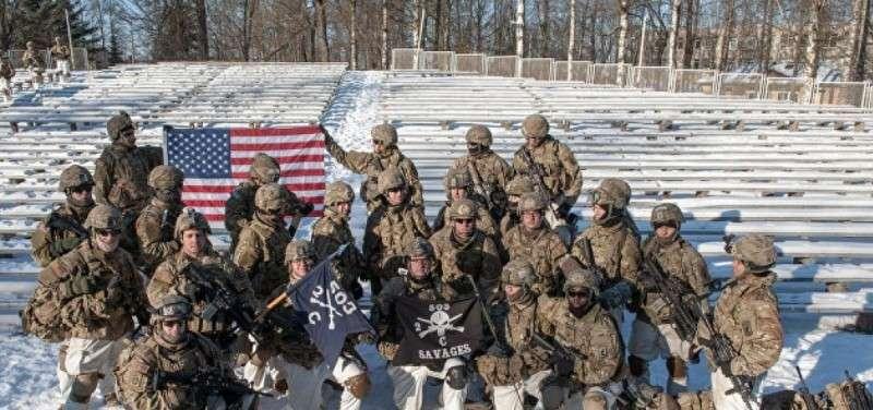 В ЛНР сообщили о прибытии на Донбасс нового подразделения боевиков НАТО