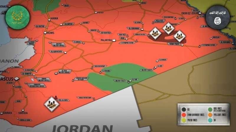 Сирия. Протурецкие боевики не могут установить власть в африне