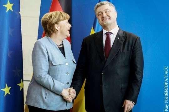 Северный поток – 2 развалит Украину?