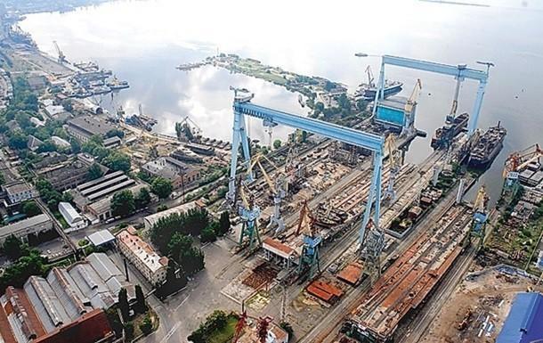 Под шум военного положения на Украине продан за гроши Николаевский судостроительный завод