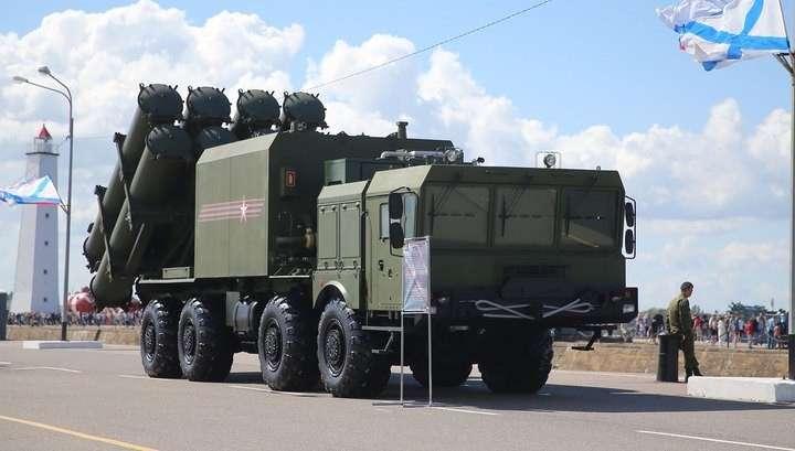 Крым защитили комплексом
