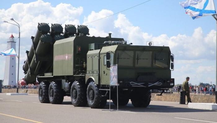 Крым защитили береговым ракетным комплексом «Бал»