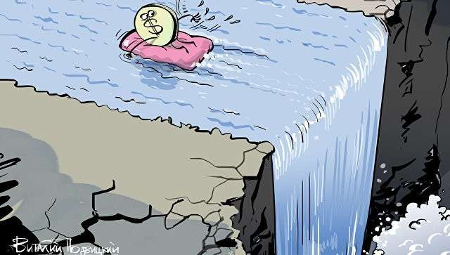 Европа хоронит доллар, Россию пригласили на поминки