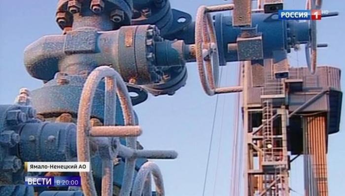 В России дан старт уникальному газовому месторождению
