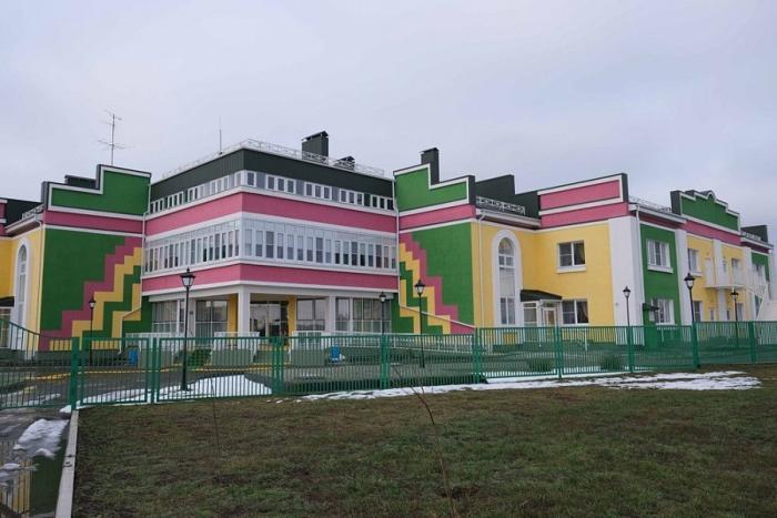 ВУсть-Лабинске Краснодарского края открыт новый детский сад иреконструированный роддом