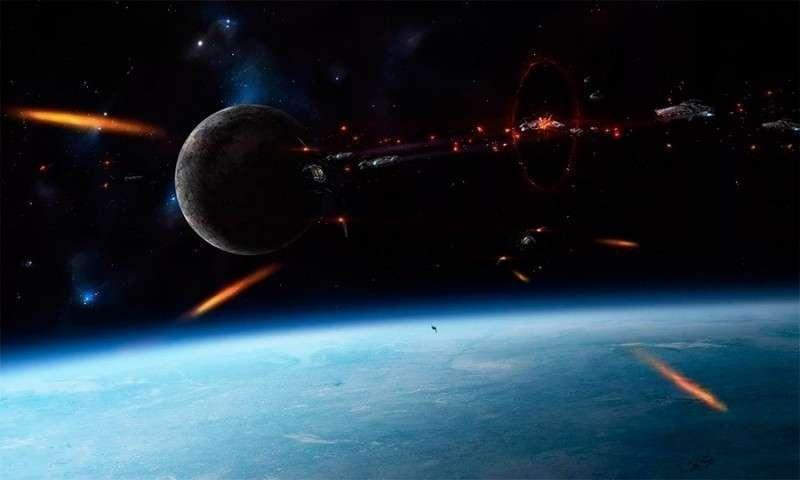 Итоги первой глобальной межгалактической войны между Светлыми и Тёмными силами