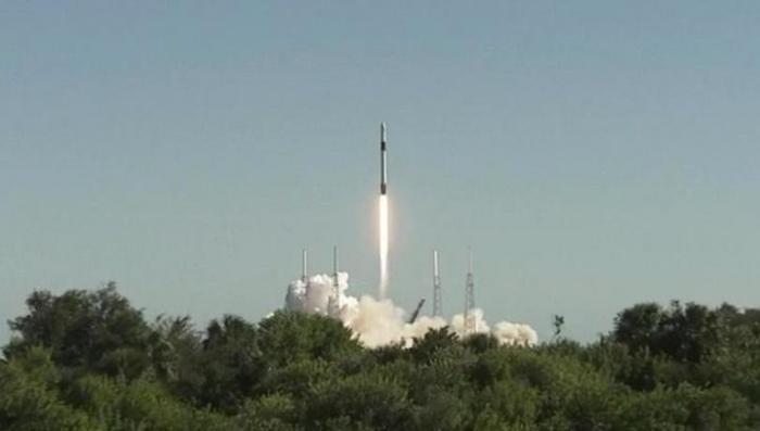 Авария Falcon 9 – неудачно возвратилась первая ступень